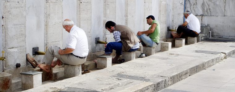كيف حرص الإسلام على النظافة؟