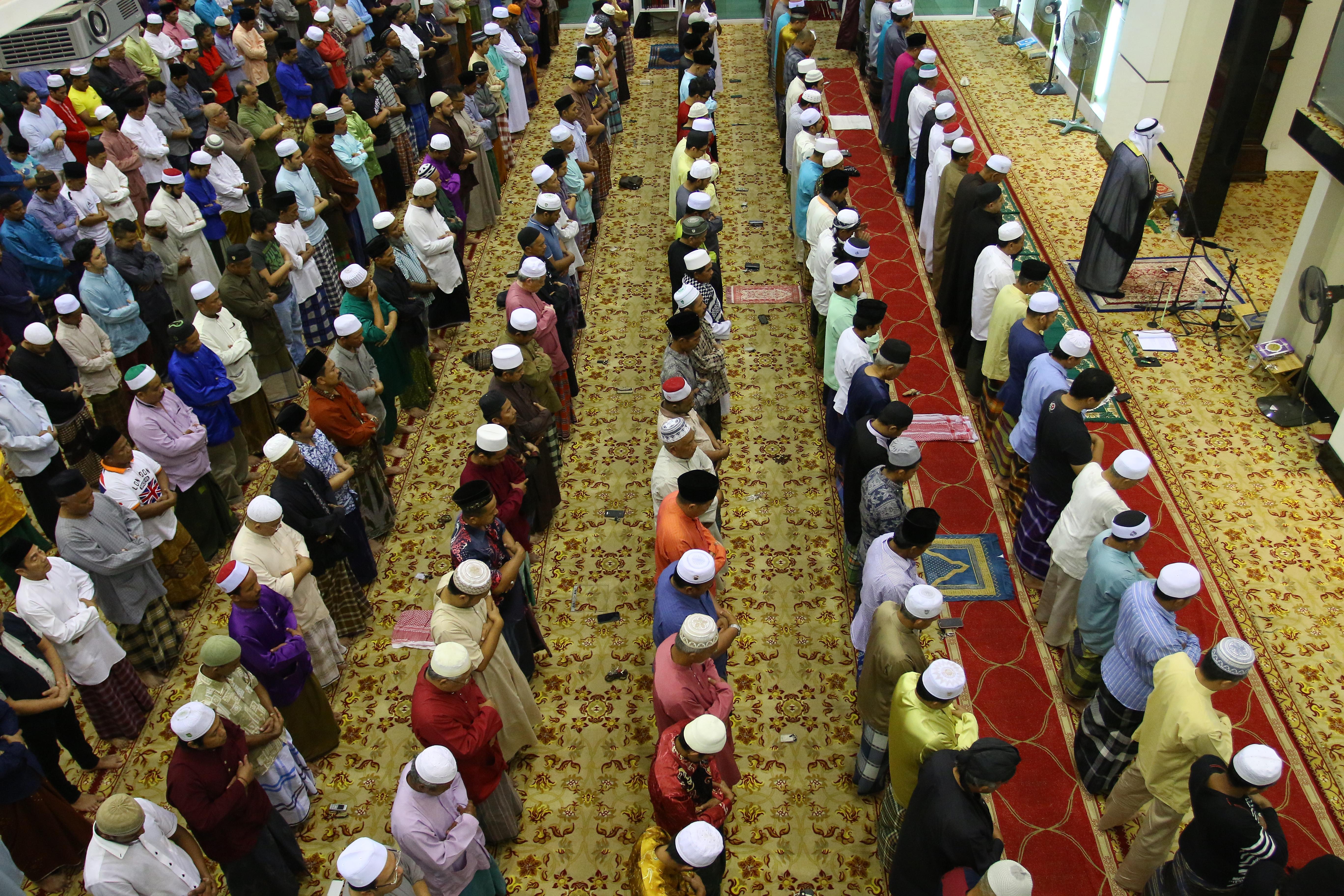 أهمية المحافظة على الفرائض في رمضان