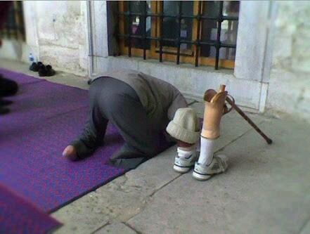 المحافظة على الصلاة رغم أصعب الظروف