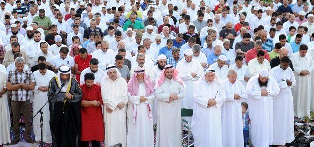 ما الحكم إذا اجتمع العيد والجمعة في يوم واحد؟